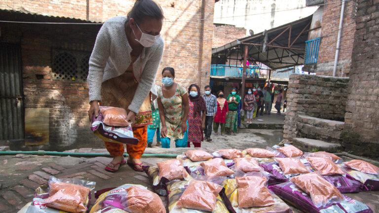 COVID-19 Relief Nepal